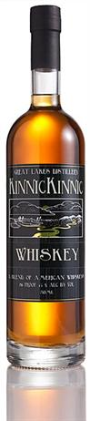 Great Lakes Distillery Whiskey Kinnickinnic